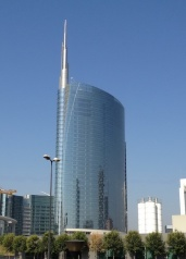 UniCredit tower, Milano - Pelli Clarke Pelli 1