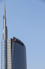 UniCredit tower, Milano - Pelli Clarke Pelli 2