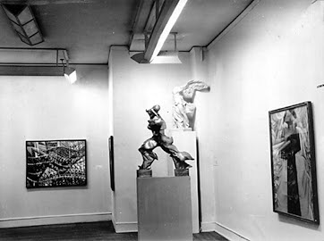 Alfred Barr - cubism-and-abstract-art exhibition-