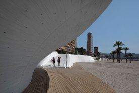 benidorm west beach promenade2