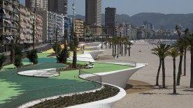 benidorm west beach promenade20