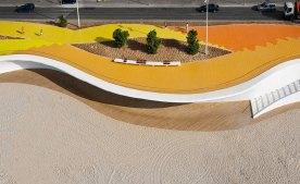 benidorm west beach promenade21