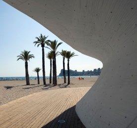 benidorm west beach promenade5