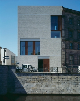 CFA gallery, Berlin - David Chipperfield 1