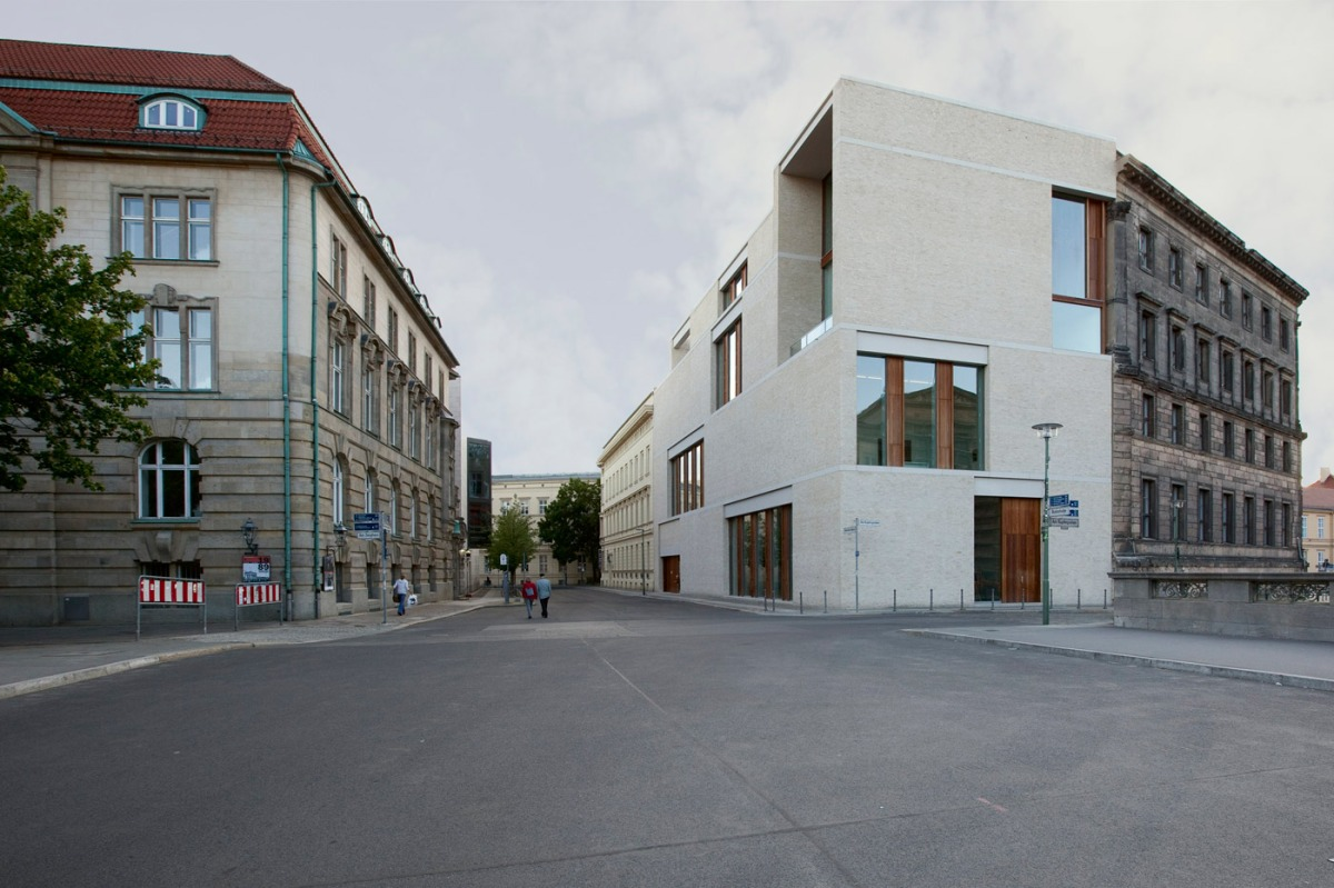 Am Kupfergraben 10 Gallery | David Chipperfield