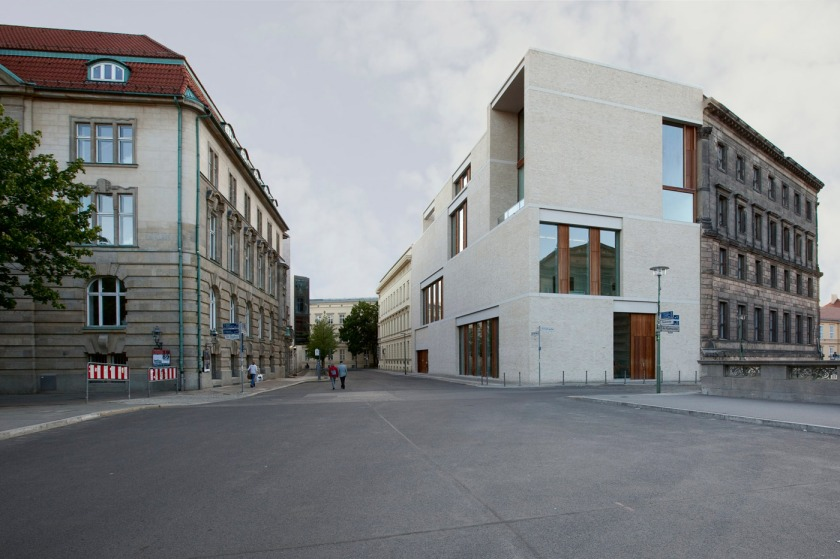 CFA gallery, Berlin - David Chipperfield 3