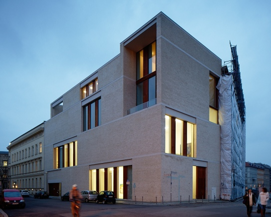 CFA gallery, Berlin - David Chipperfield 8