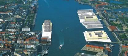 Copenhagen Inner Harbou _ Henning Larsen Architects