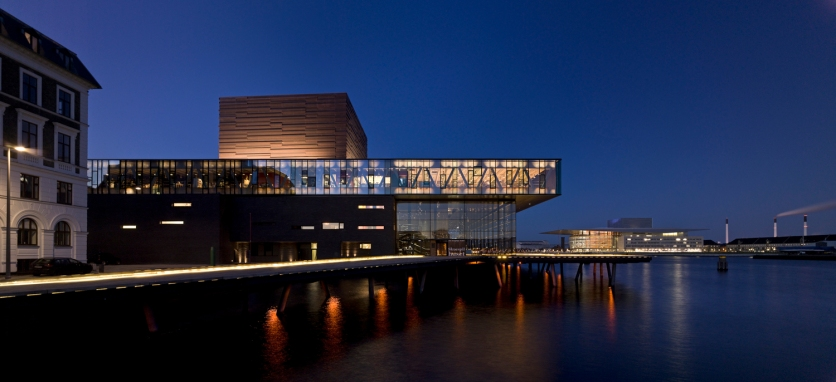 Danish Royal Playhouse _ Lundgaard & Tranberg Arkitekter