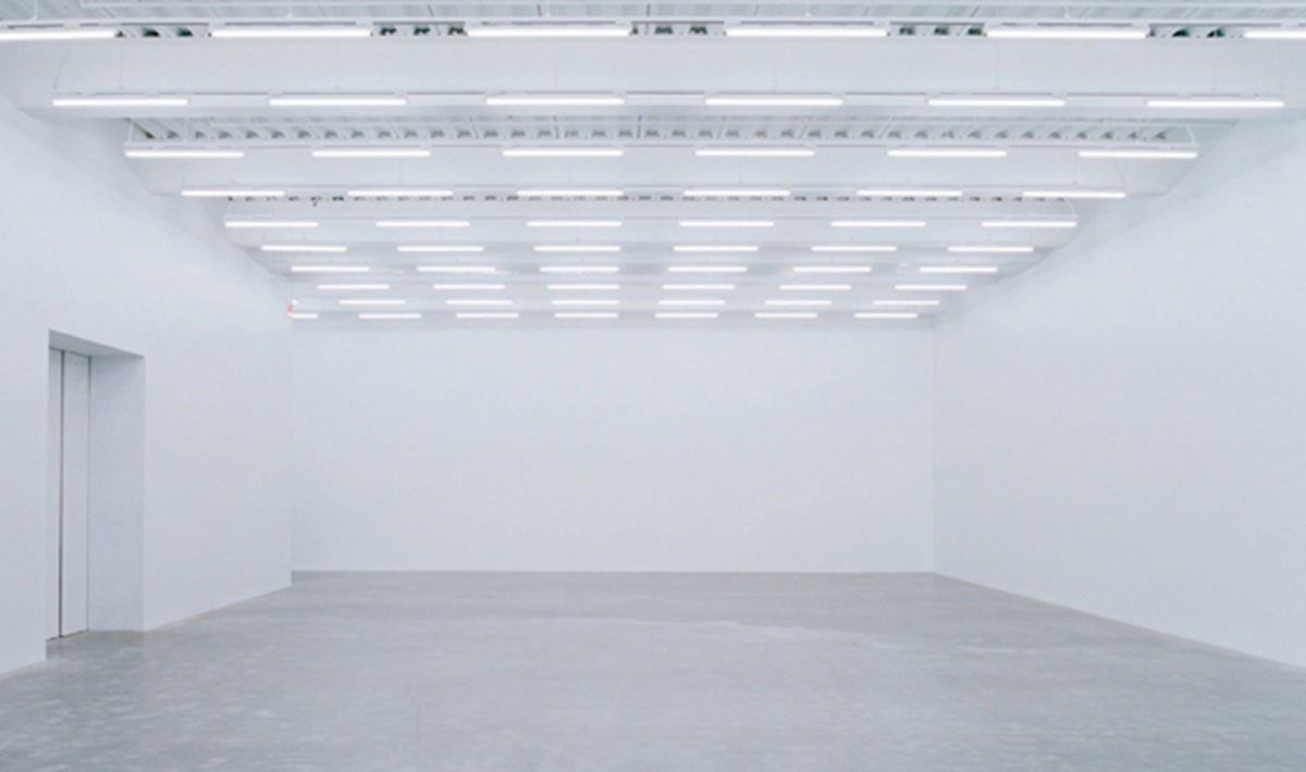 WHITE CUBE | An idea of gallery space