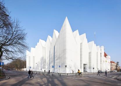 Philharmonic Hall Szczecin | Estudio Barozzi Veiga | Photo Hufton and Crow 01