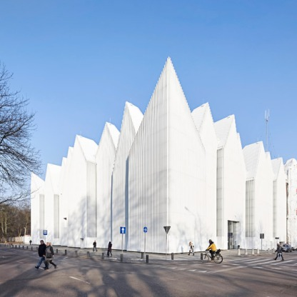 Philharmonic Hall Szczecin | Estudio Barozzi Veiga | Photo Hufton and Crow 01