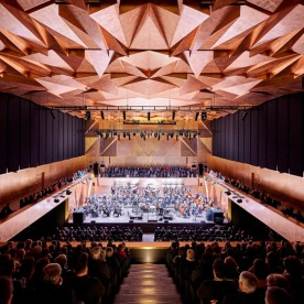 Philharmonic Hall Szczecin | Estudio Barozzi Veiga | Photo Hufton and Crow 20