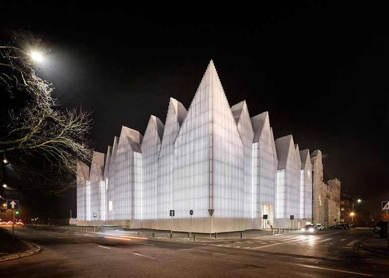 Philharmonic Hall Szczecin | Estudio Barozzi Veiga | Photo Hufton and Crow 26