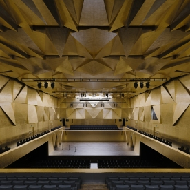 Philharmonic Hall Szczecin | Estudio Barozzi Veiga | Photo Simon Menges 3