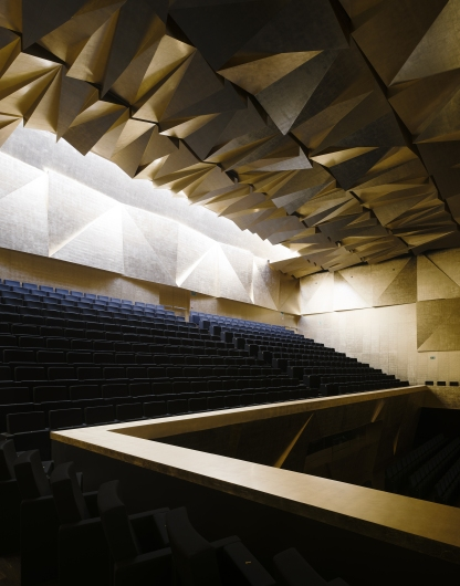 Philharmonic Hall Szczecin | Estudio Barozzi Veiga | Photo Simon Menges 5