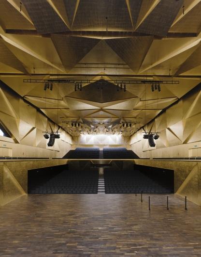 Philharmonic Hall Szczecin | Estudio Barozzi Veiga | Photo Simon Menges 6