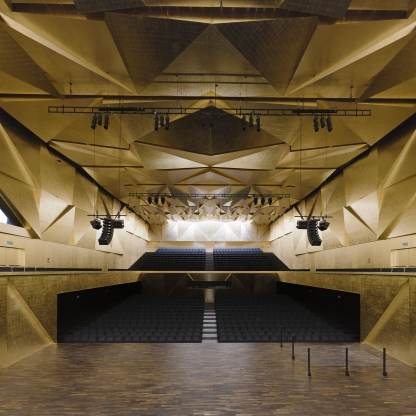 Philharmonic Hall Szczecin | Estudio Barozzi Veiga | Photo Simon Menges 6