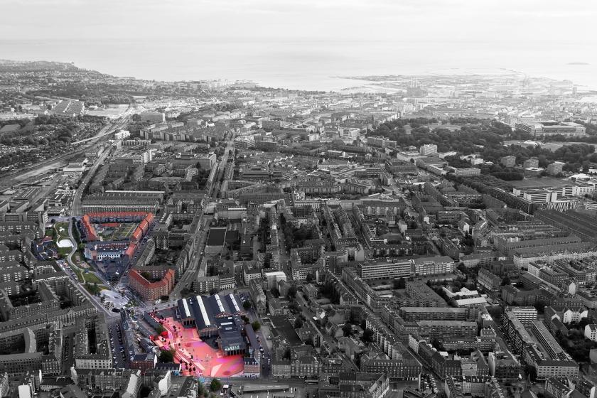 Superkilen, Copenhagen COVER