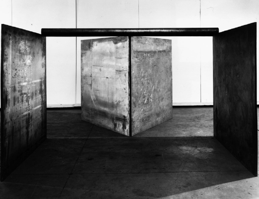 V+5 To Michael Heizer (1969)